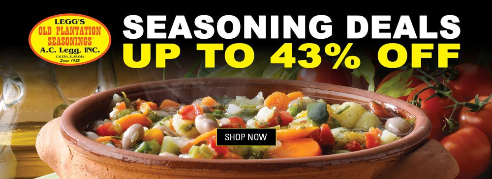 Seasoning Deals