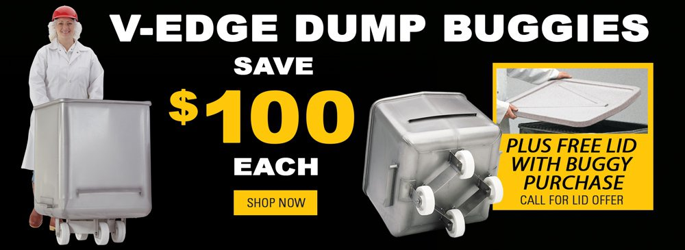 V-Edge Dump Buggies