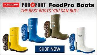 Dunlop Purofort FoodPro Boots