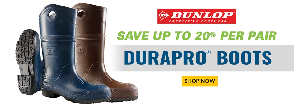 Save up to 20% on DuraPro Boots