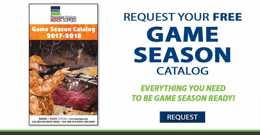 Game Season Catalog