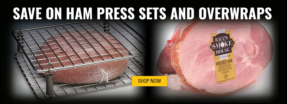 Save on Ham Press Sets and Overwraps