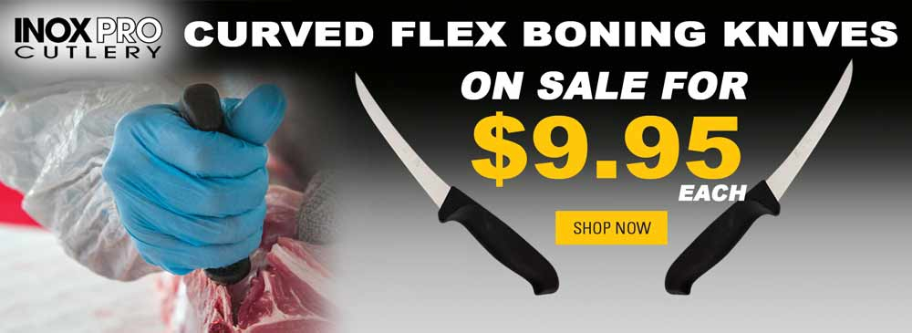 INOX Pro Boning Knives Sale