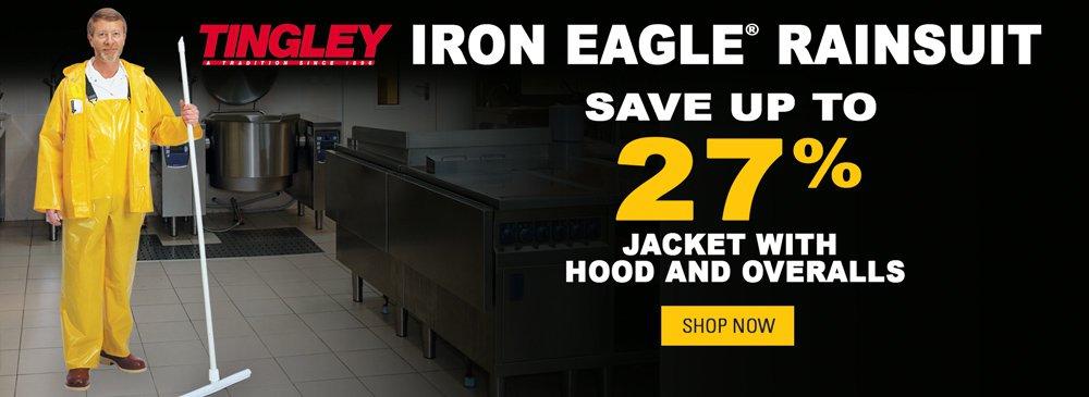 Iron Eagle Rainsuits