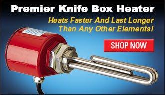 Premier Knife Box Heater