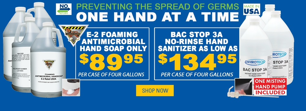 Prevent the Spread of Germs One Hand at a Time