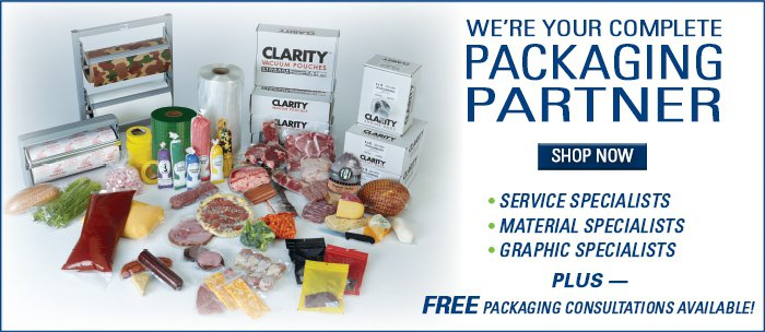 Your Complete Packaging Partner
