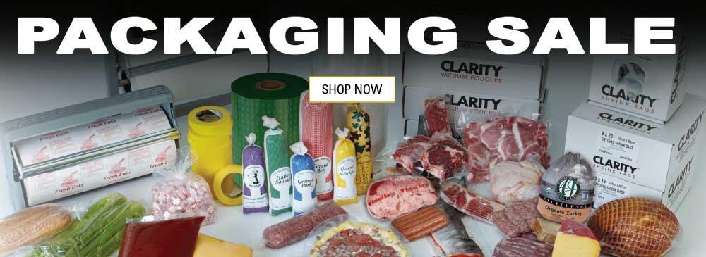 Packaging Sale