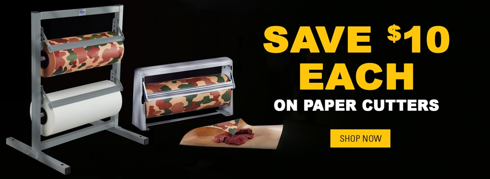 Save $10 on Paper Cutters