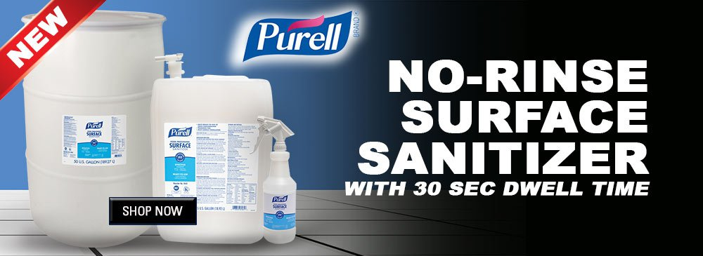 Purell No-Rinse Surface Sanitizer