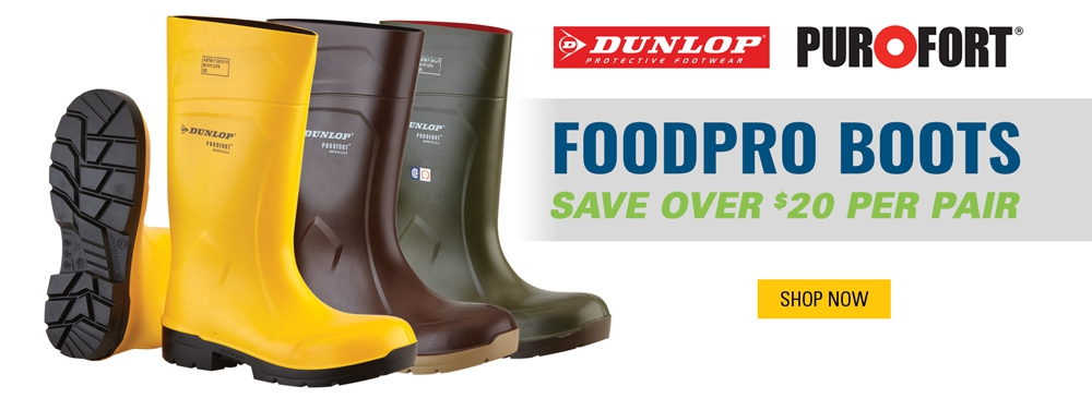 Save over $20 on Purofort FoodPro Boots