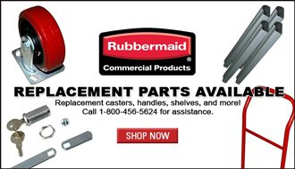 Rubbermaid Replacement Parts