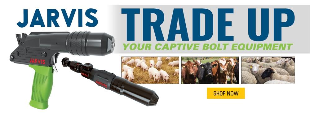Trade Up Captive Bolt Equipment