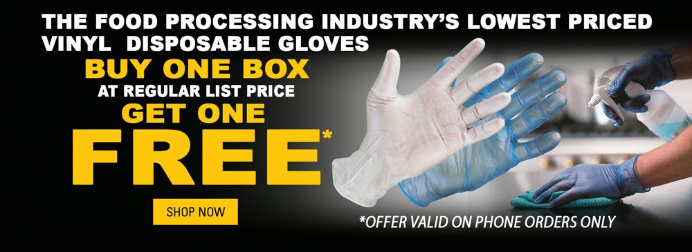 BOGO Series 400 Gloves