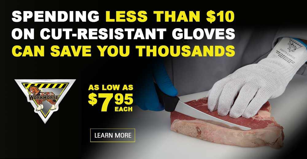 Workhorse Cut Resistant Gloves