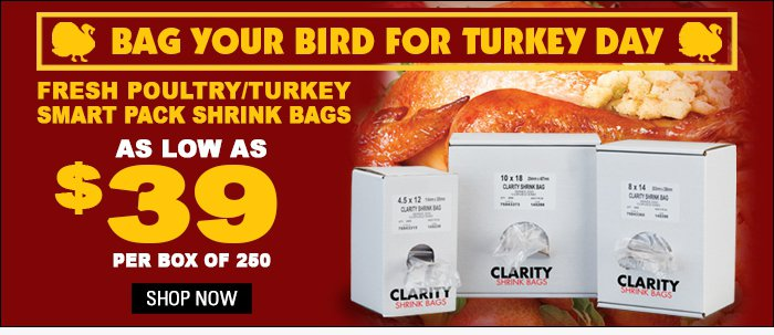 Turkey Day Deals