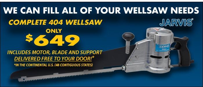 Wellsaw 404 Bundle