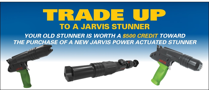 Trade up to Jarvis Stunner