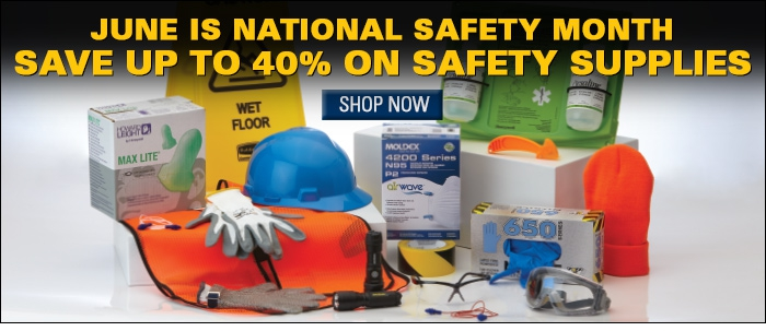 Save on Safety Supplies