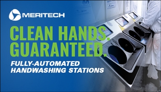 Meritech – Clean Hands. Guaranteed.