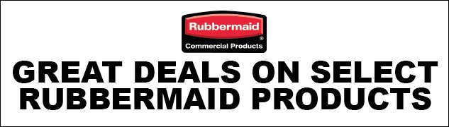 Rubbermaid Deals