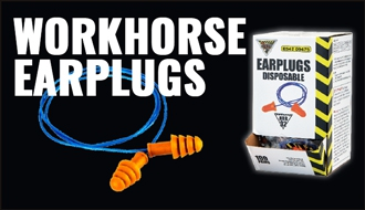 Workhorse Earplugs
