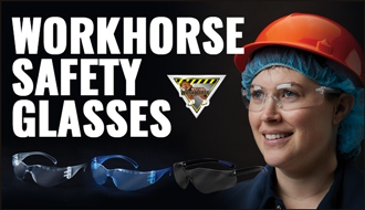 Workhorse Safety Glasses