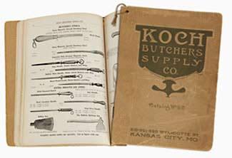 Historical catalog