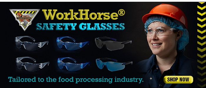 Introducing Workhorse Safety Glasses
