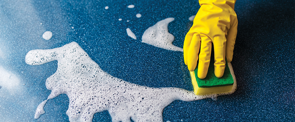 Sanitizing vs. Disinfecting: Understand the Difference