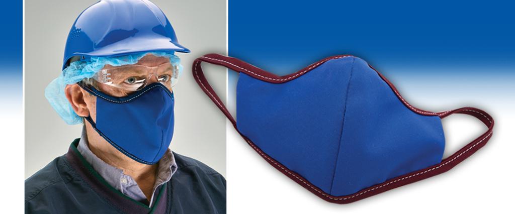 Bunzl Processor Division Retrofits Plant in Order to Manufacture Reusable Face Masks