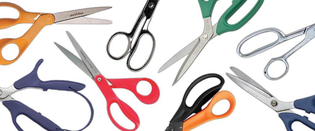 Scissors vs. Shears: Know your Tools